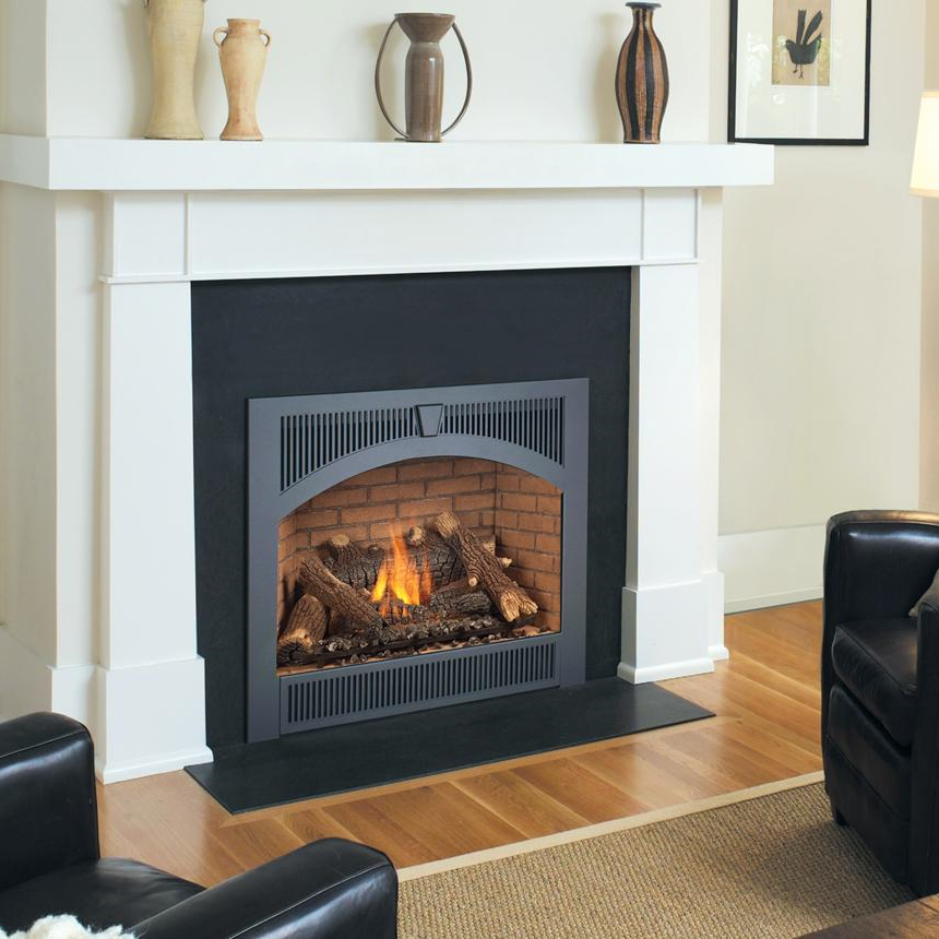 Vented Gas Fireplaces (Heater Rated) Family Image