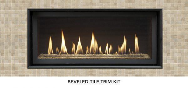 Fireplace X   3615 Beveled Tile Trim