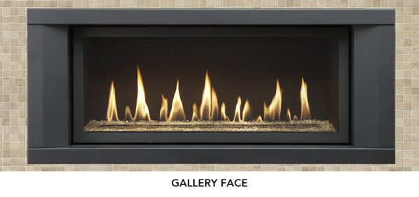 Fireplace X   3615 Gallery Face