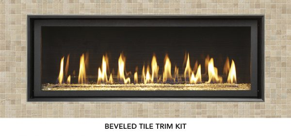 Fireplace X | 4415 HO Beveled Tile Trim
