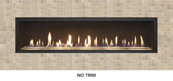Fireplace X   6015 HO Linear No Trim