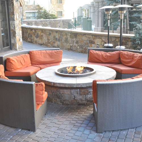 Warming Trends Fire Pits Family Image