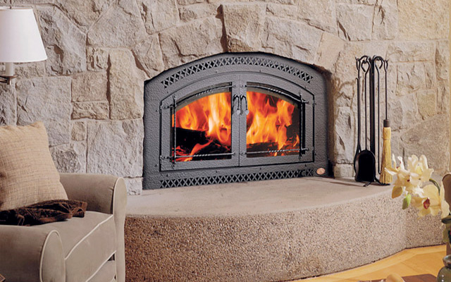 Wood Fireplaces Family Image