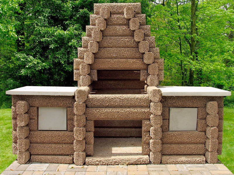 Link Log Fireplaces Visual List Item Image