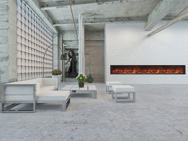 Modern Flames Electric Fireplaces Visual List Item Image