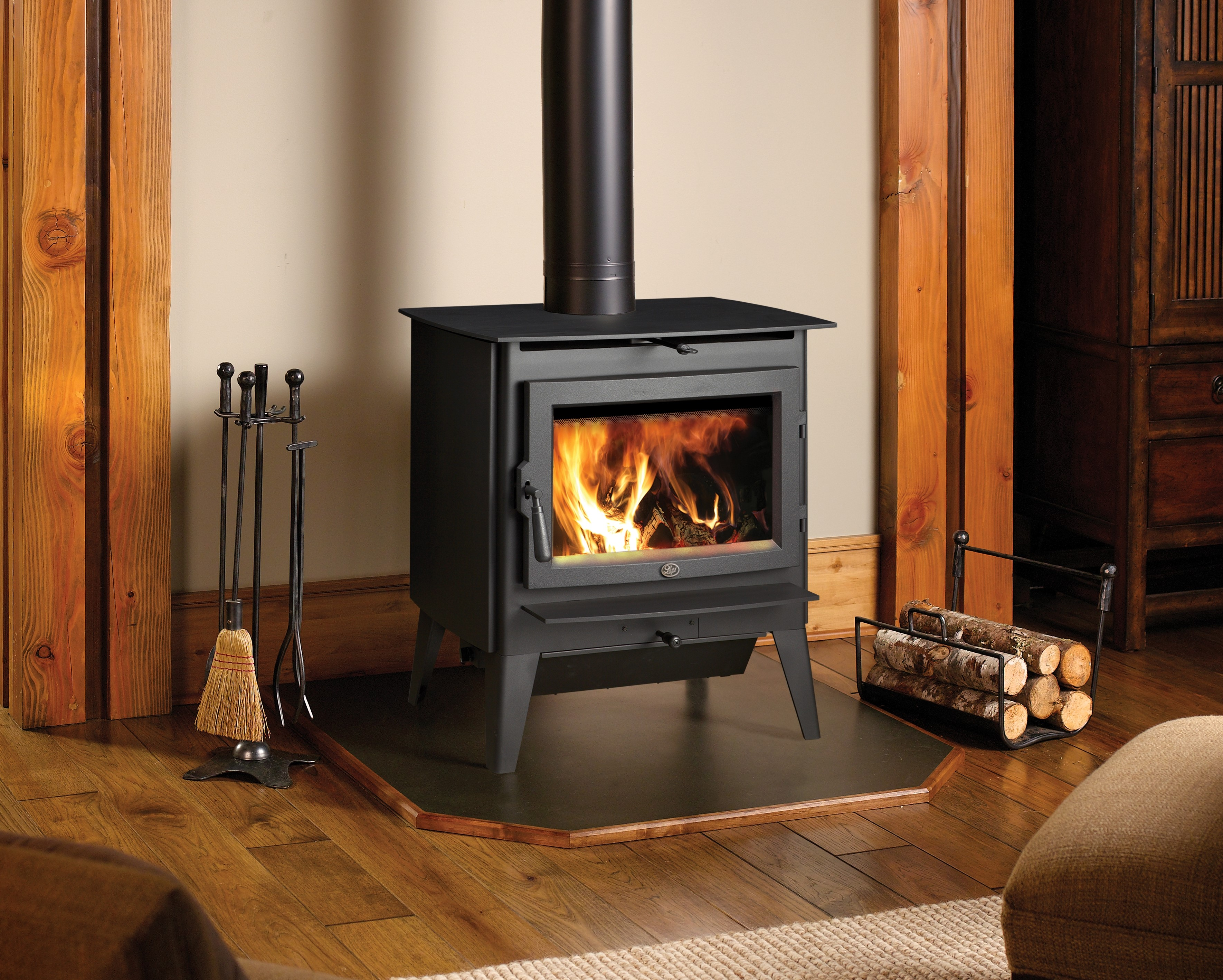 Wood Fireplaces, Stoves & Inserts Family Image