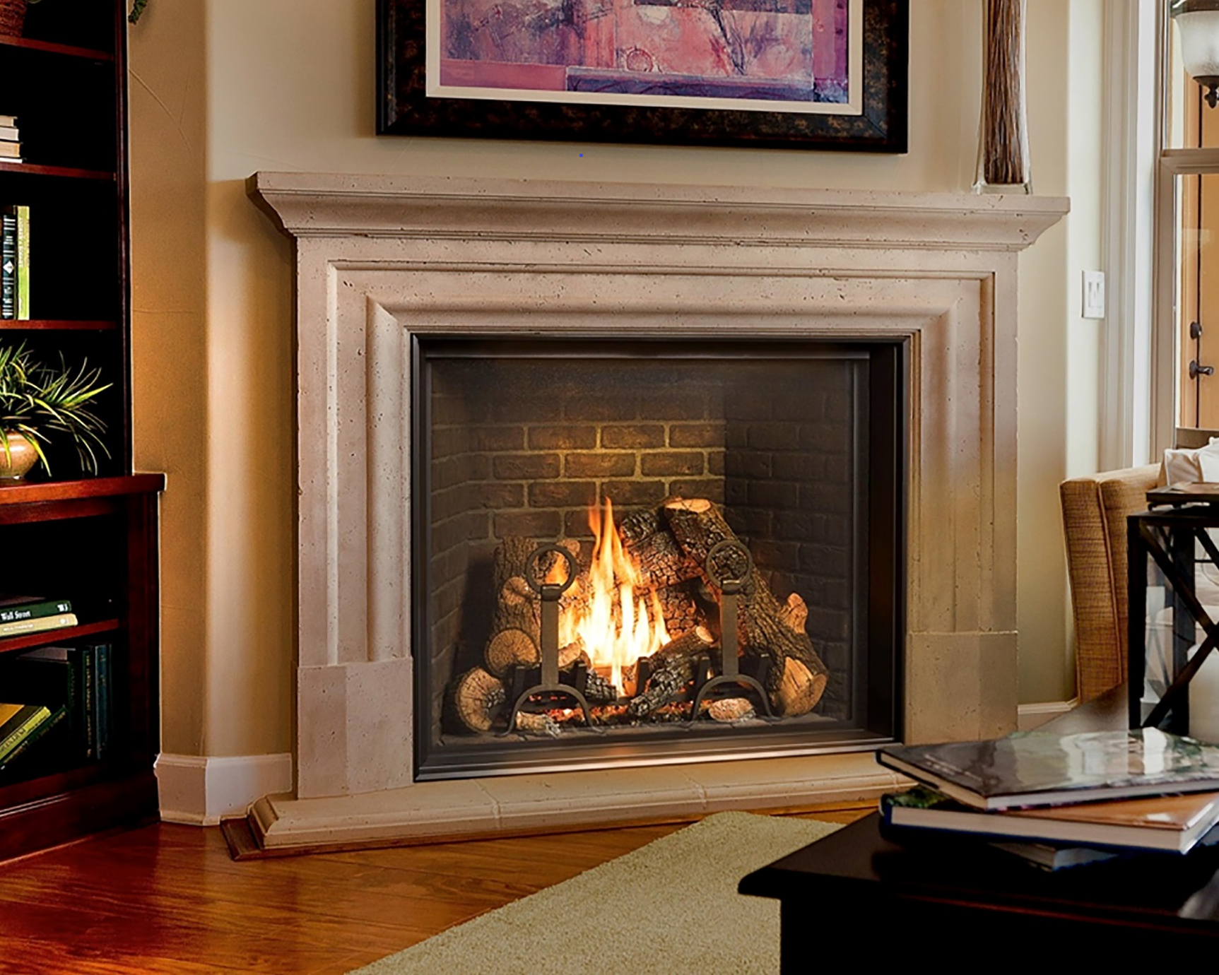 Gas Fireplaces, Stoves & Inserts Family Image