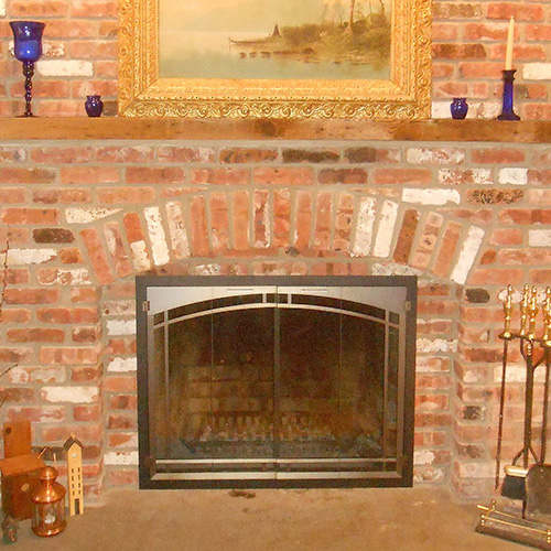 Fireplace Doors Gallery Family Image