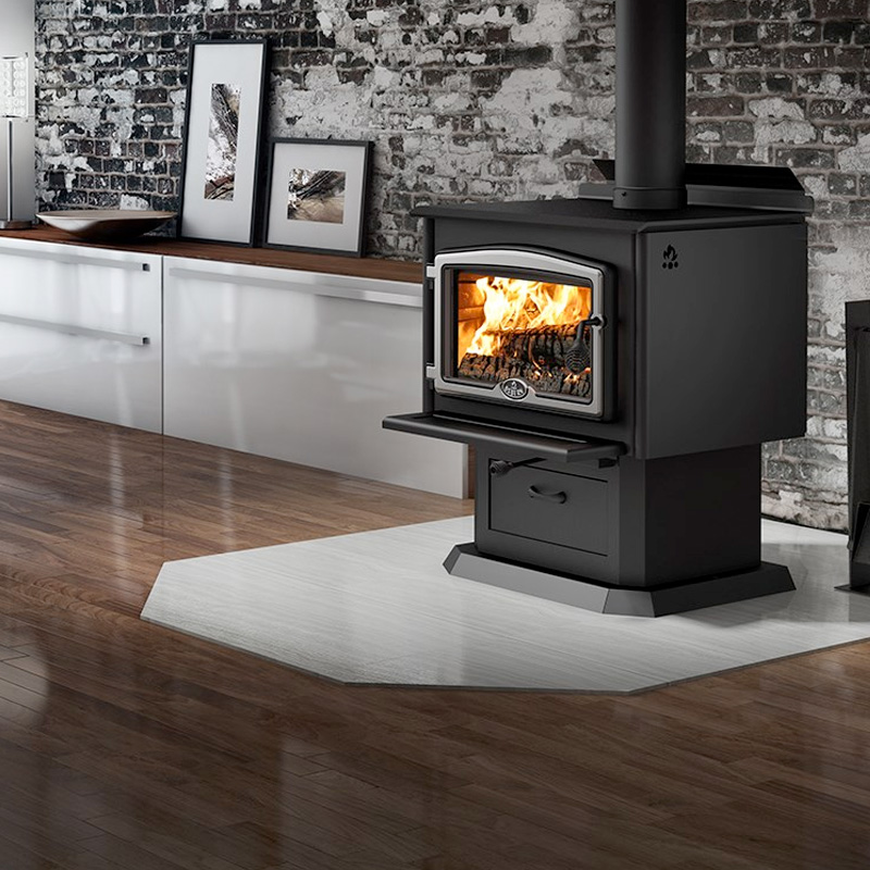 2000 WOOD STOVE WITH BLOWER - Northstar Spas