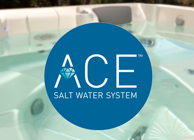 Ace Salt Water System Family Image