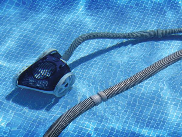 Pool Repair Family Image