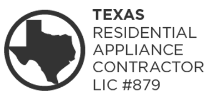 Texas Residential Appliance Contractor Lic#879