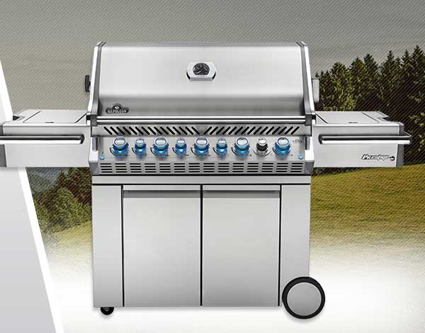 Prestige Pro Gas Grills Family Image
