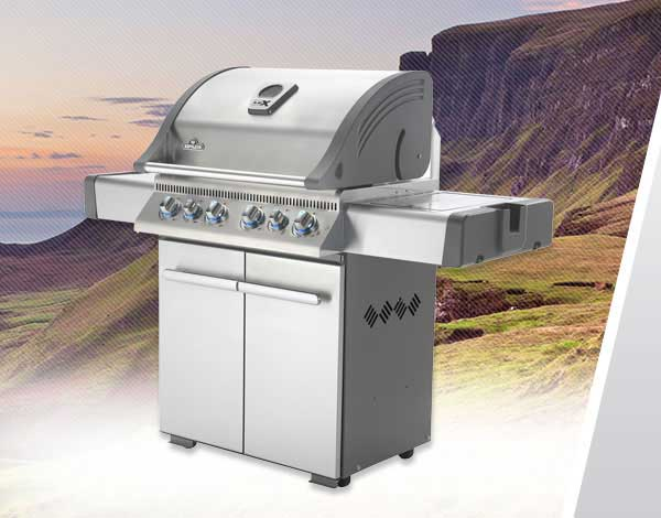 LEX Series Gas Grills Visual List Item Image