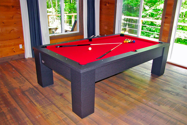 Canada Billiard Tables Family Image