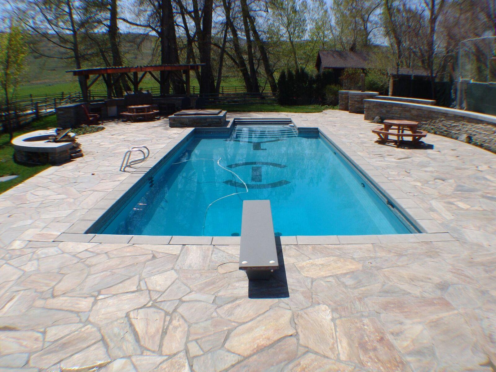 Inground Pool Gallery Parklane Pool Spa