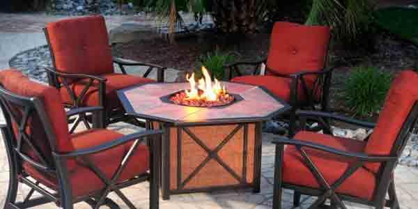 Agio Outdoor Furniture Family Image