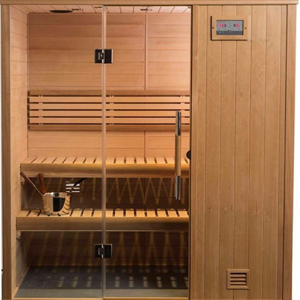 Hallmark Traditional sauna large cropped
