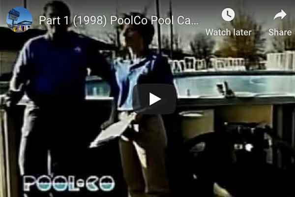 Pool Care Videos Family Image