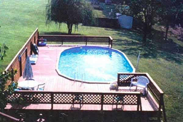 Selecting a Pool Site Family Image
