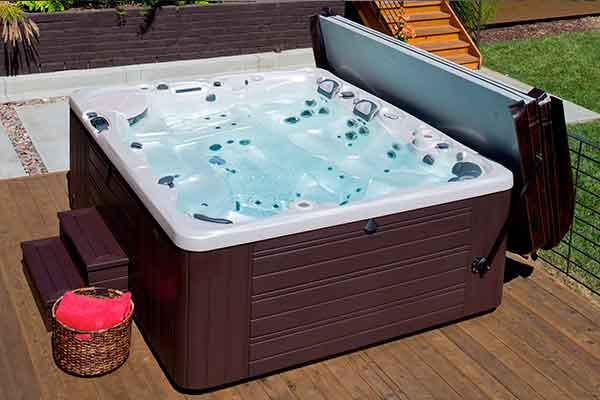 Hot Tub Water Care Family Image