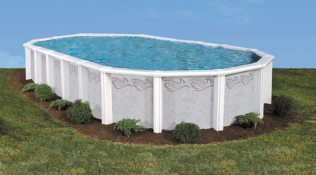 Image of: Doughboy Pools Pool Patio Spas
