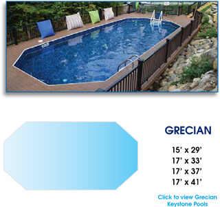 Grecian Series Pools The Pool Source