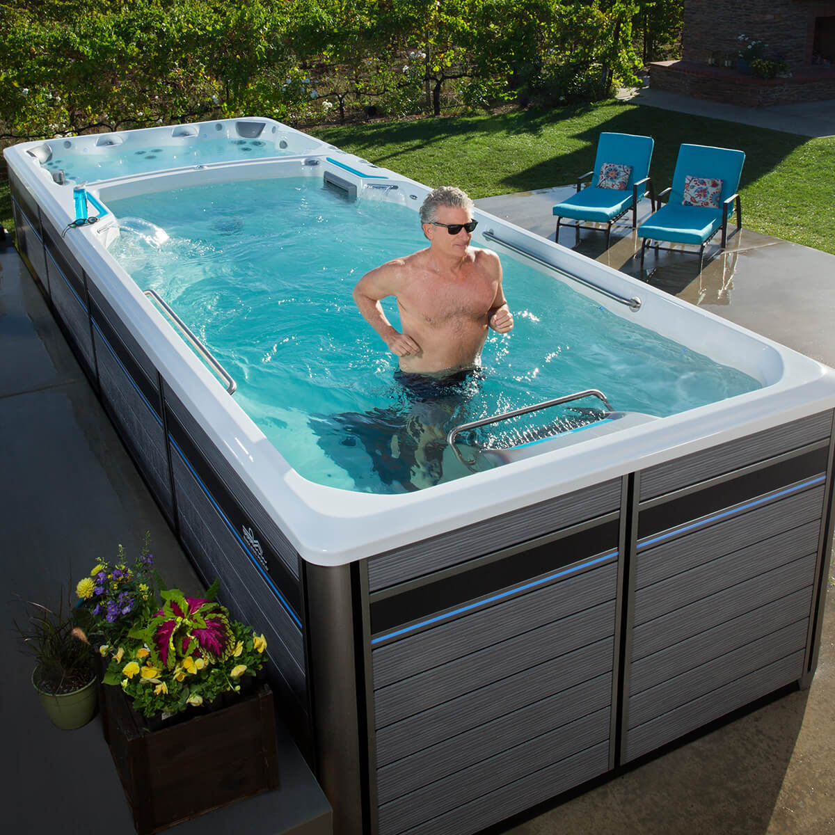 E2000 Endless Pools 174 Fitness Systems The Pool Source