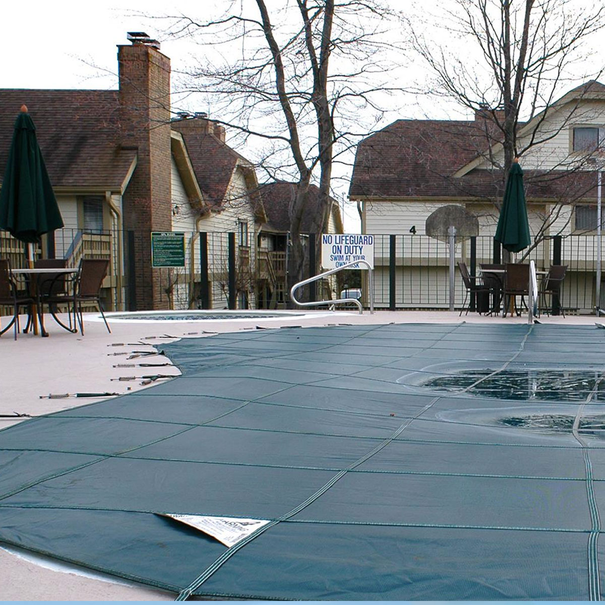 Pool Cover Installation Family Image