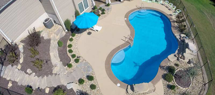Latham | Fort Wayne Pools Family Image