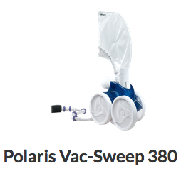 Polaris Vac-Sweep® 380 Sport