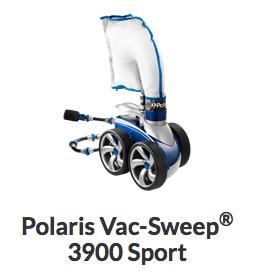 Polaris Vac-Sweep® 3900 Sport