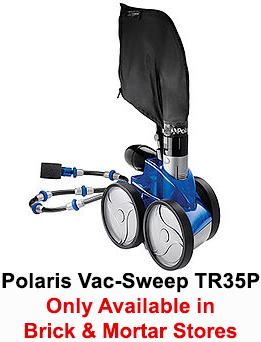 Polaris Vac-Sweep® TR35P