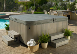 Ash Replacement cover for HotSpring Spa