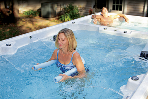 Check out the benefits of aquatic therapy for back pain.