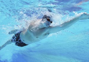 Learn how to get chronic pain relief with these swimming exercises.