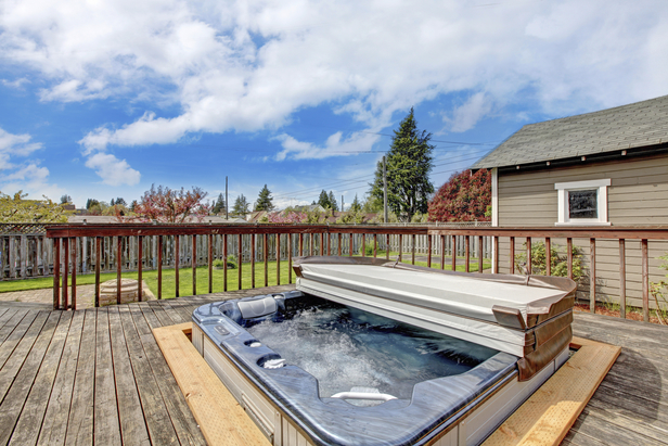Learn about the top three ways a hot tub can improve your fall season.