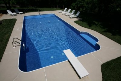 Open your pool with Regina Pools & Spas