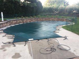 Pool Closing with Regina Pools & Spas