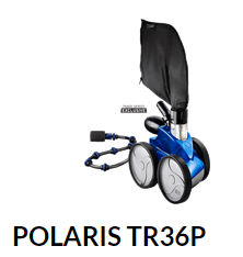 Polaris TR36P at Regina Pools & Spas