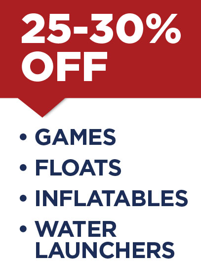 pool games and floats sale 25 - 30% off at regina pools and spas timonium maryland