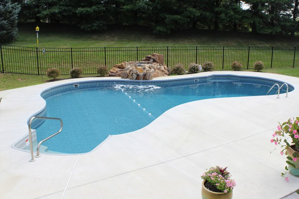 Plaster Pool Startup Procedures Family Image