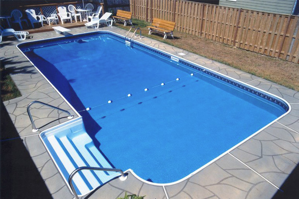Pool Renovations & Repairs Family Image