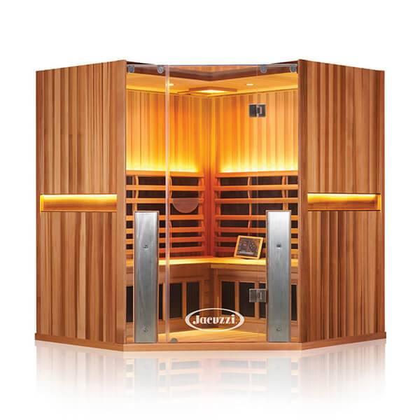 Jacuzzi Saunas Sanctuary C product