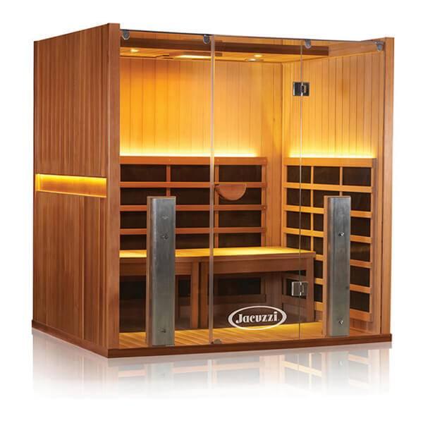 Jacuzzi Saunas Sanctuary Y product