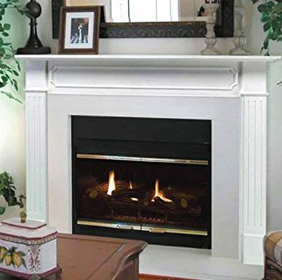 Fireplace Mantels Family Image