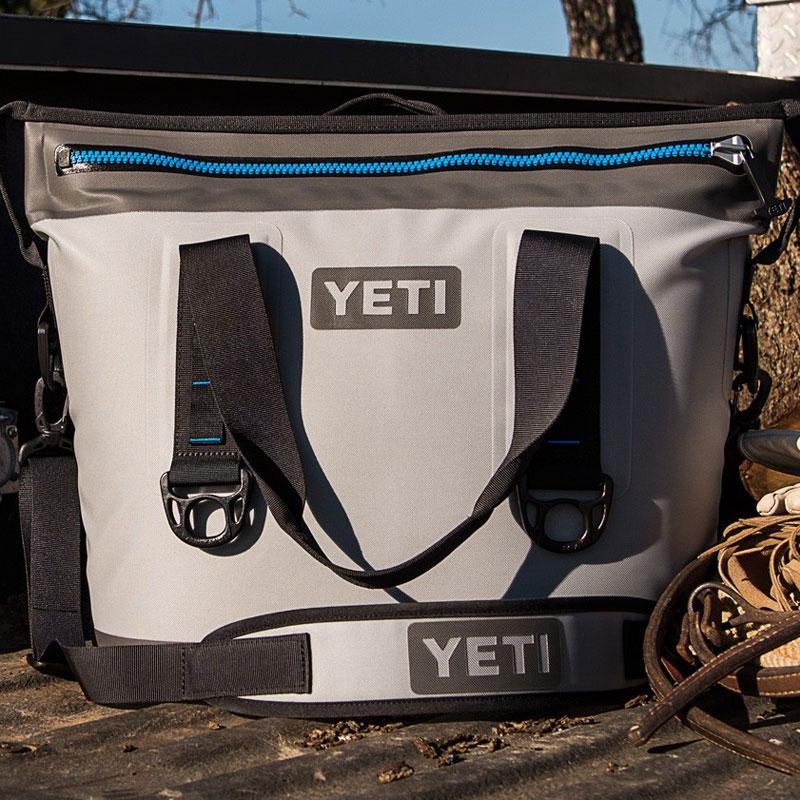 Yeti Coolers Family Image
