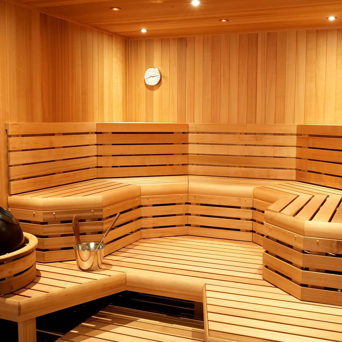 Finnleo Custom Cut Tradtional Saunas Product Image