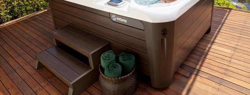 If I buy a Hot tub what else will I need?