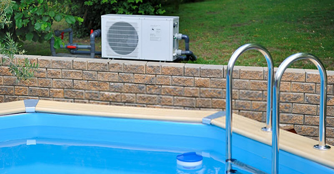 Above Ground Pools Family Image